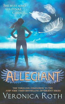 Allegiant - Veronica Roth (Choice)