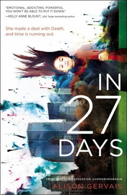 In 27 Days Novel