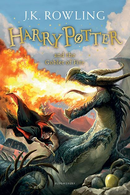 Goblet of Fire - JK Rowling