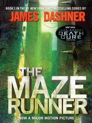 Book The Maze Runner - James Dashner