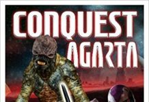 Conquest Agarta - Science Fiction Book