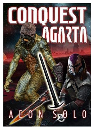 Conquest Agarta - Science Fiction Book