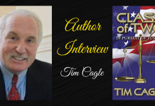 Author Interview - Tim Cagle Thriller
