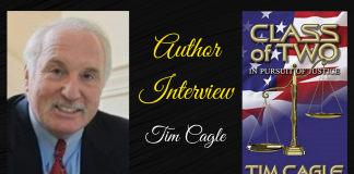 Author Interview - Tim Cagle Thriller
